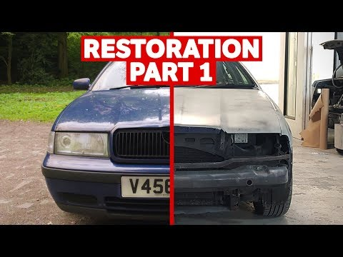 Xxx Mp4 Restoring A High Mileage Car To Its Former Glory Part 1 2 3gp Sex