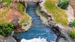 Rainforest Waterfall Diorama - Best Waterfall Superblindados Com