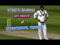 All Wasim Akram Hat Tricks In Cricket SULTAN OF SWINGKING OF YORKERS