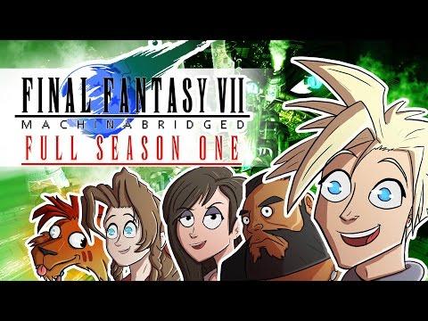 Final Fantasy VII: Machinabridged (#FF7MA) – COMPLETE Season 1 - Team Four Star