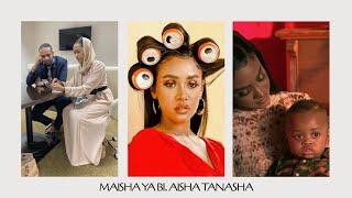 TANASHA DONNA: Mimi Na DIAMOND/Mtoto/Unfollowing WCB/ DINI/Uhusiano Na Jamal/Kosa La Mwijaku