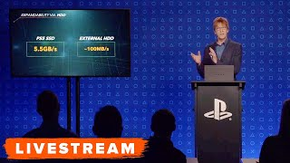 Watch Sony reveal details about its PS5 game console (full presentation)