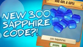 Animal Jam Play Wild: GET 5000 SAPPHIRES 30 WORKING CODES