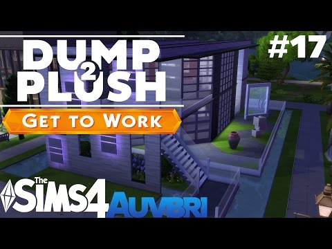 The Sims 4 Get to work - Dump 2 Plush #17