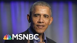 Barack Obama Trumps Donald Trump As