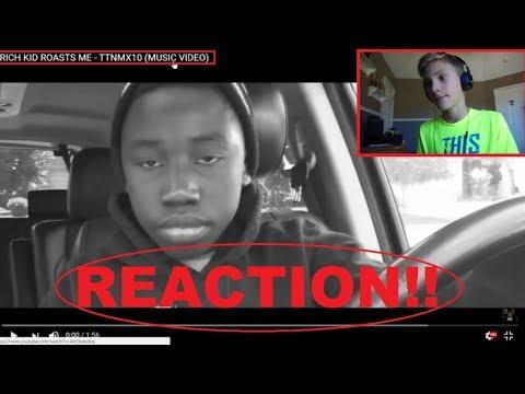 I GOT ROASTED || *Reaction* ||
