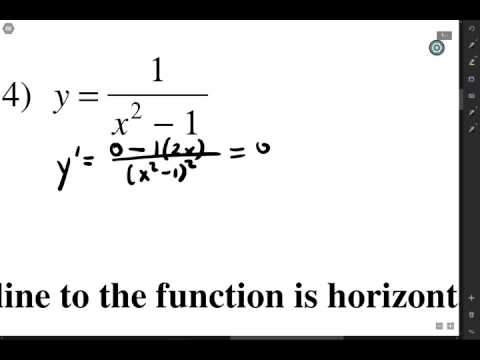 kutasoftware horizontal tangents