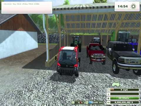 farming simulator 2013 planting the seeds