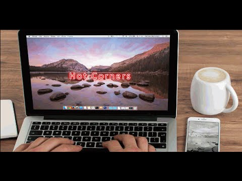 How to Use Hot Corners on Mac