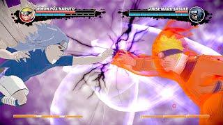 Naruto's Hidden Leaf RasenShuriken Clash - Naruto to Boruto