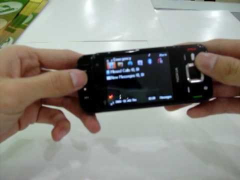 Nokia N85 Replica Copy 1 to 1 with Original from Di Mobile