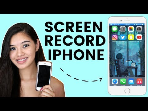 *new/updated* how to RECORD YOUR IPHONE SCREEN (without iOS 11)