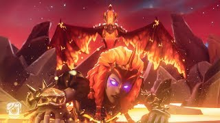 Download MOTHER OF DRAGONS: THE LAVA LEGENDS *NEW SEASON 8* (A Fortnite Short Film) Video