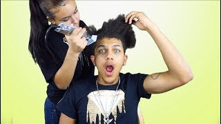 She Cut Off All Of My Hair!