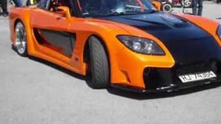 Mazda RX-7 Tokyo drift Veilside Fortune
