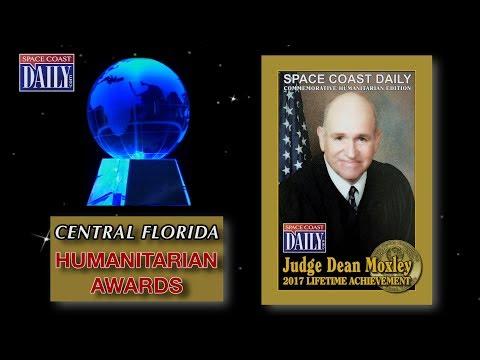 Judge Dean Moxley: 2017 Central Florida Humanitarian