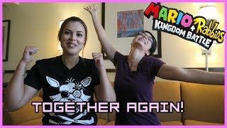 Pamela & Amelia Team Up!...Again! [MARIO+RABBIDS]