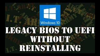 HOW TO ENABLE AND DISABLE UEFI AND LEGACY BOOT MODE