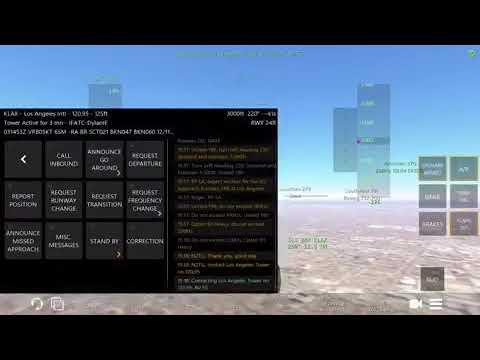 Infinite Flight Update - New ATC Interface Preview! [MUST WATCH]
