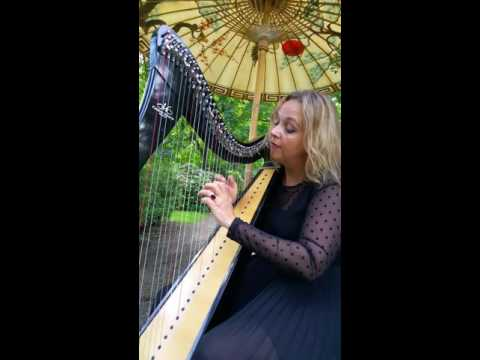 Playing harp intuitive