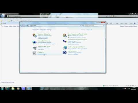 How To Remove A Search Provider Internet Explorer 8 Windows 7