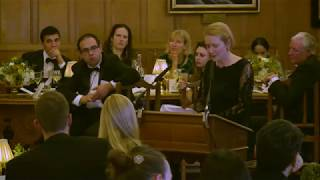 Coming Up Dinner 2017: Dame Helen Ghosh Speech