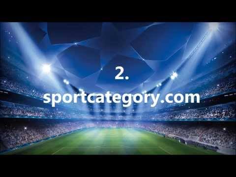 Top 3 list over the best FOOTBALL/SPORT live streaming (FREE)