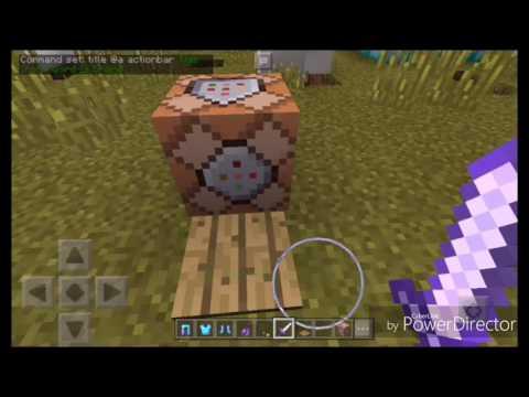 Tutorial Cara Menggunakan Command Block (serta Comand2nya)