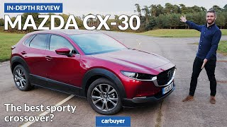 2020 Mazda CX-30 in-depth review - the best sporty crossover to drive?