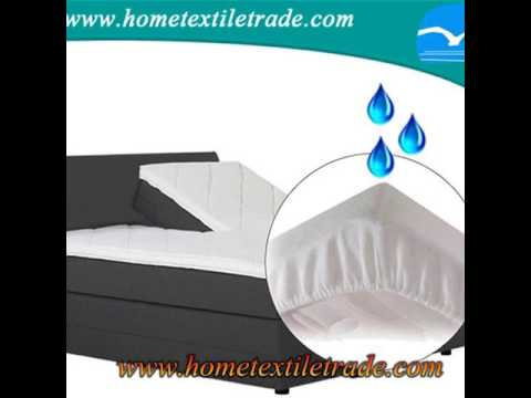 New Luxury Terry Towelling Waterproof Mattress Protector All Sizes
