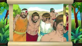 Kids Bible Story - Disobedience of Achan Brings Defeat - The Beginners Bible For All
