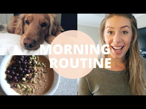 Morning Routine For School & Work | Tips for a Stress Free Morning!