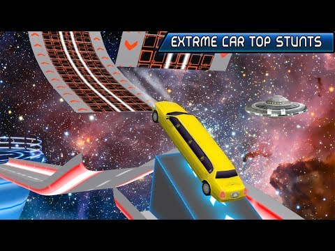 Space Limousine Car Stunts (By GAMELORDs) Android Gameplay HD