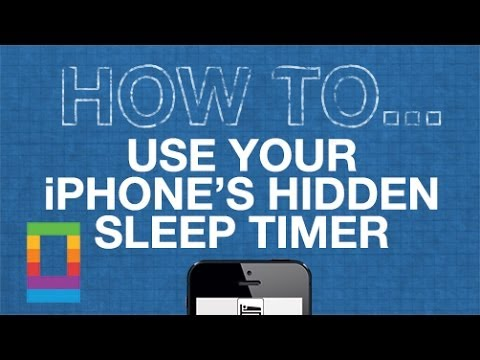 How To: Use Your iPhone's Hidden Sleep Timer