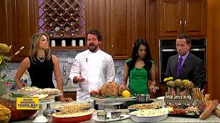 Chef Jeffrey offers tips on how to prepare a stress-less Thanksgiving dinner