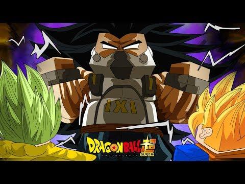 Minecraft : Dragon Ball SUPER 😠 - O PODER DO SUPER SAYAJIN MALIGNO LENDÁRIO ! EP 7
