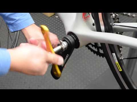 Removing Cannondale Hollowgram Cranks
