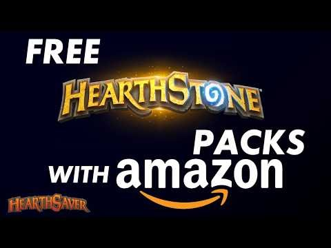 Free HearthStone Packs with Amazon Appstore on Android