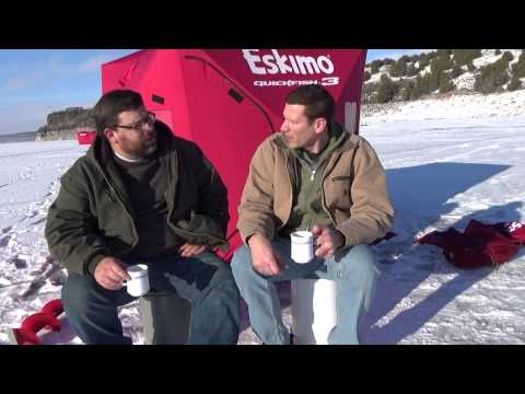 Ice fishing for crawfish ... The cold hard truth from Crayster