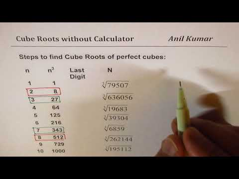 Fifth Root without Calculator in Seconds Exam Practice