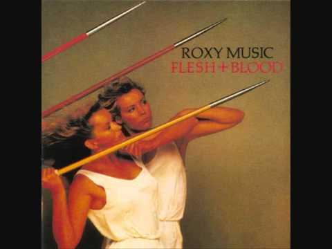Bryan Ferry & Roxy Music  -  Flesh & Blood