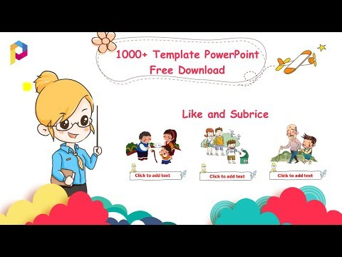 Style for teacher | Template Powerpoint free download