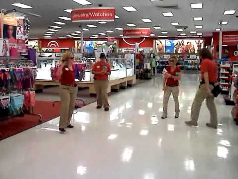 Target Red Cards Spin Our Heads Right 'Round