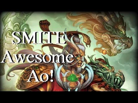SMITE - Awesome Ao!
