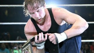 WWE DEAN AMBROSE RAW WWE RETURN CONFIRMED SUMMER 2018 BREAKING NEWS WRESTLING BACKSTAGE