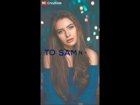 Ja Tujhe Maaf Kiya Whatsapp Status Video Do Bol Song Status Love