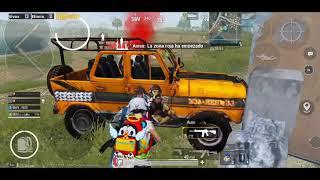 Frenzy - Pubg mobile Erangel 27 Kills Squad Gameplay