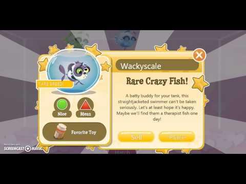 Fish with attitude rares/money cheat!