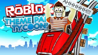 Theme Park Tycoon 2 | BEST NEW ROLLERCOASTER | Daikhlo