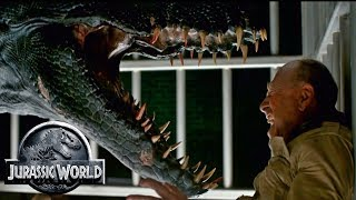 INDORAPTOR & CARNOTAURUS CONFIRMED (Spoilers) | Jurassic World Fallen Kingdom